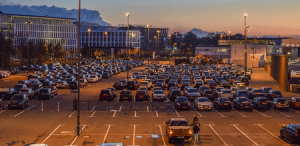 Aéroport airpark roissy charles de gaulle
