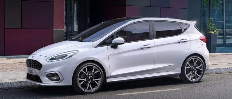 Avantages de la Ford Fiesta